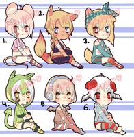 Tiny Set- OPEN 1 LEFT by AiSenpai