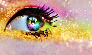 Rainbow visionary by EliseEnchanted