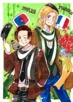 APH Paris and France by White-Bears