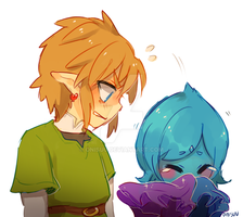 Skyward Sword -- PFFT by onisuu