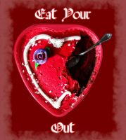 Eat Your Heart Out Valentine by Artzmakerz