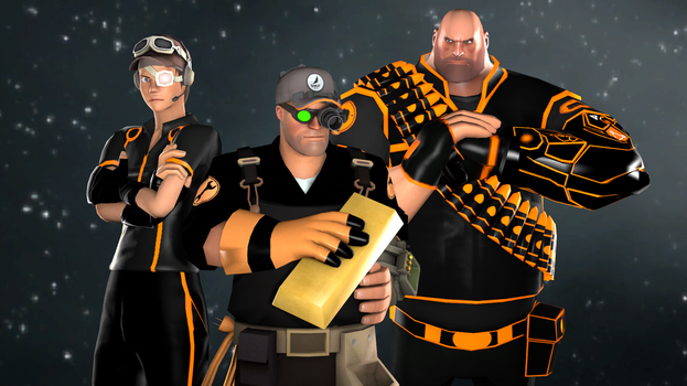 Australium Guardians SFM Poster by ShermanZAtank