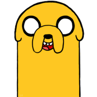 Jake the dog by VaneChu