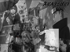 My Akatsuki Wallpaper by Sery86