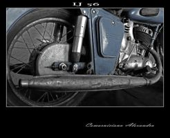 motocycle 5 IJ56 by comarnicianu
