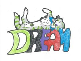 Dream Badge-Thingy by DeisalWolf87