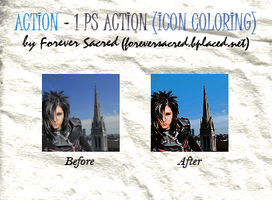 Action 5 - Icon Coloring by Nexaa21