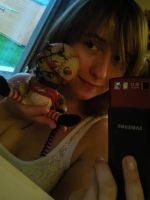 Me and my Big Daddy Plush by TombRaiderKuchen