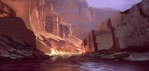 Canyon by paooo