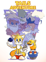 Tails Adventures by debrodis