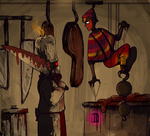 GHS: Hell's Chef and JB by Masterchococheese