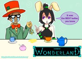 DP: A Mad Tea-Party by xelliMetallium