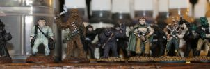 Star Wars: Darkstryder Crew Miniatures by TheDoLittle