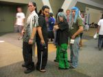 Org 13 Street Clothes Otakon by Lithe-Fider