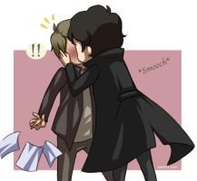 Predictable Sherlock by Angels-Leaf