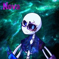 .:Nova the skeleton of the universe:. by Underfeels-AU