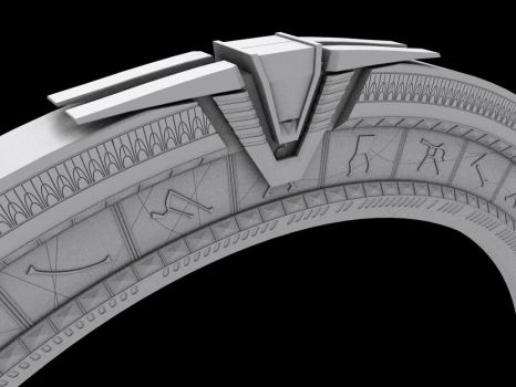 WIP - Stargate Version 5: '6' by user4574