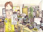 Dwight Schrute by PattKelley