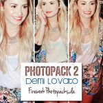 Demi Lovato 1. by FireworkPhotopacks