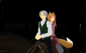 .:MMD:. I Think We're Lost... by Miku-Nyan02