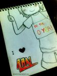 I love RAN to the o yea by animonzta