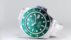 Rolex Submariner by pakszotownia