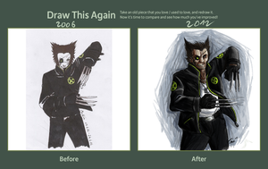 Draw this again AND AGAIN and agaain by Reggamuffin
