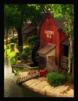 Harper's Mill by PixiePoxPhotography