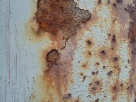Rusty Lamppost Texture 7 by kanonliv