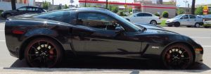 2012 Corvette Z06 100th Anniversary - Side View by Kitteh-Pawz