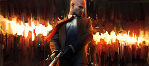 Hitman Smudge by LKzx