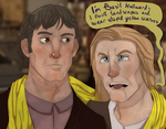 Stop Your Sass Dorian by NinjaSniperKitty