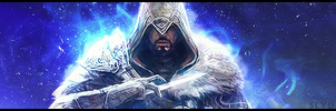 Assassin's Creed Signature Banner by Slydog0905
