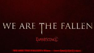 We Are The Fallen Rises From Evanescence's Ashes by disturbedkorea