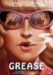 Grease Movie Poster - Redesign by AmandaDuarte
