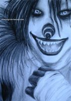 Laughing Jack by siouxagi