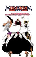 Bleach: Zero Division Royal Guard by Gotchabad