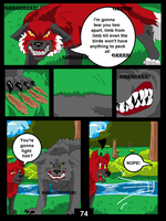 lab wolf chapter 2 page 41 by Archerionwolf