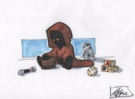 Toy Time Jawa by Cutter9792