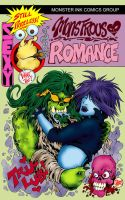 Monsterous Romance color by MonsterInk