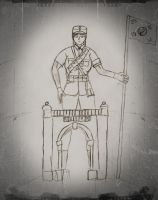 liberation army soldier by yamumil