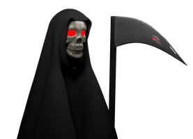 The Reaper Comes For You by racerxonclar