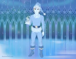Jack Frost by musicmermaid