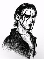 The Man Called Sting by JillGiovanni