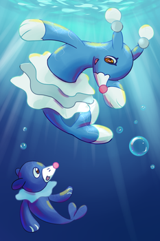 Water Starters by Apricotil