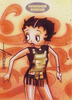 cartoon sketch card 24 by rampantimaginationA