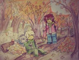 Autumn by Squira130