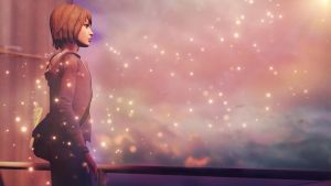 Life is strange background - Max Caulfield Dusk by Mrjimjamjamie