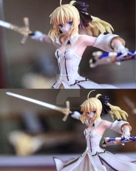 Saber Lily by wishcraftz
