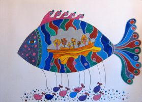 The fish 04 by Cunami-in-october